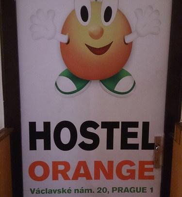 Dónde dormir y alojamiento en Praga (República Checa) - Hostel Orange. ViajerosAlBlog.com