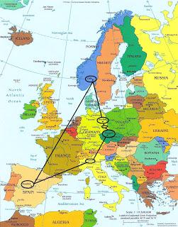 Introducción de la escapada a República Checa y Alemania. ViajerosAlBlog.com