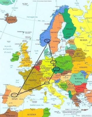 Información, planning y presupuesto de la escapada a República Checa (Praga) y Alemania (Dresden y Berlín) del 09.08.13 al 14.08.13 (6 días). Visitar, qué ver y qué hacer.