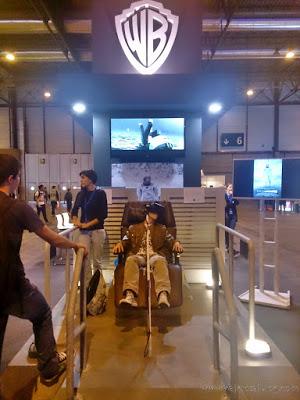 Feria del videojuego Madrid Games Week 2014.