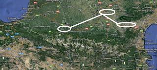 Introducción de la escapada a Francia. ViajerosAlBlog.com