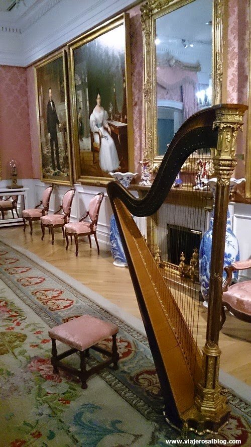Museo Nacional del Romanticismo en Madrid.