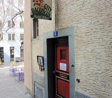 Dónde dormir y alojamiento en Zurich (Suiza) - City Backpacker Hotel Biber. ViajerosAlBlog.com