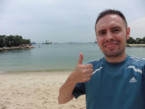 Playas de Singapur (parques y zonas naturales e históricas): Isla Sentosa, East Coast Park, Changi Beach Park, Pulau Ubin, Labrador Nature Reseve... ¡y muchas más! ViajerosAlBlog.com