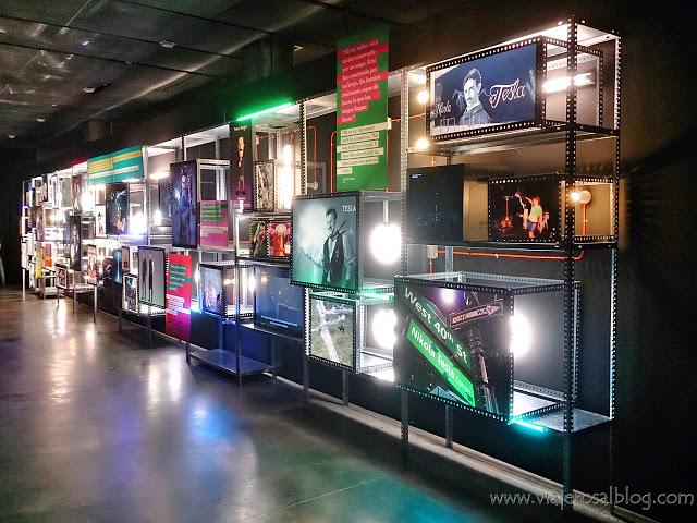 Exposición Nikola Tesla: suyo es el futuro. Espació Fundación Telefónica Madrid.