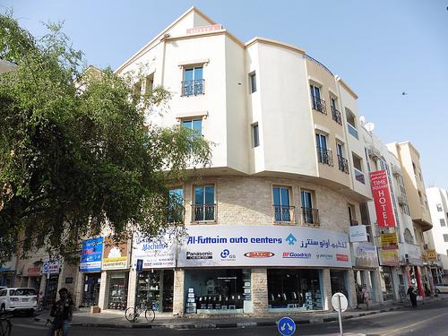 Dónde dormir y alojamiento en Dubai (Emiratos Árabes Unidos) - Time Square Hotel. ViajerosAlBlog.com