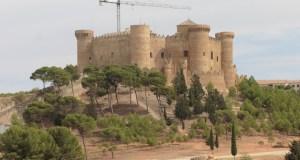 Castillo de Belmonte y Torneo Internacional de Combate Medieval. ViajerosAlBlog.com