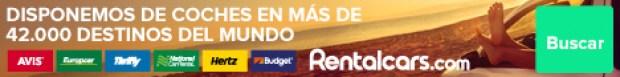 Rentalcars. ViajerosAlBlog.com