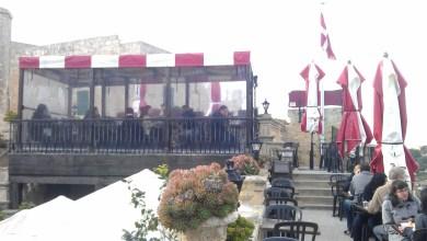 Photo of Dónde comer y gastronomía en Mdina (Malta) – Restaurante maltés Fontanella Tea Garden.
