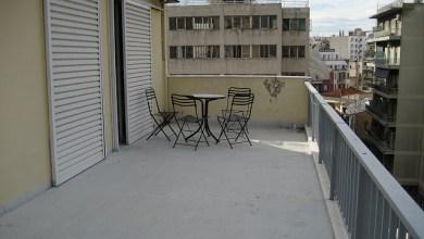 Dónde dormir y alojamiento en Atenas (Grecia) - Albion Hotel. ViajerosAlBlog.com