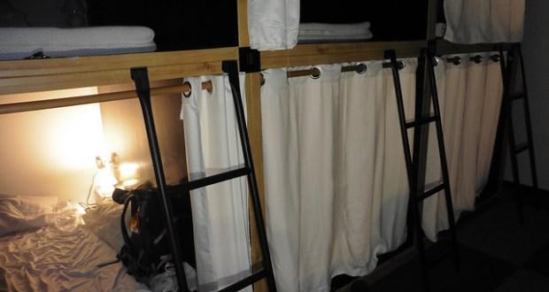 Donde dormir y alojamiento en Varsovia (Polonia) - Warsaw Center Hostel LUX. ViajerosAlBlog.com