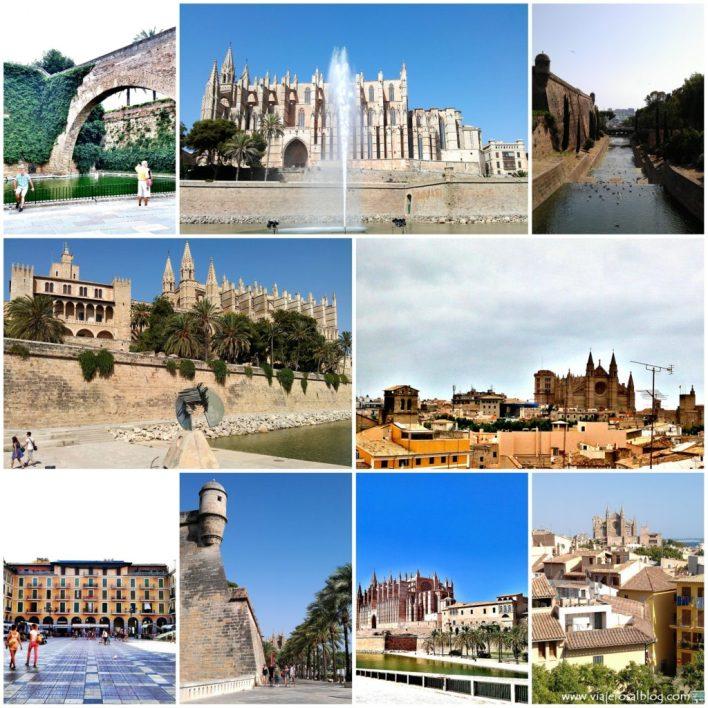 Palma_de_Mallorca_Collage_ViajerosAlBlog