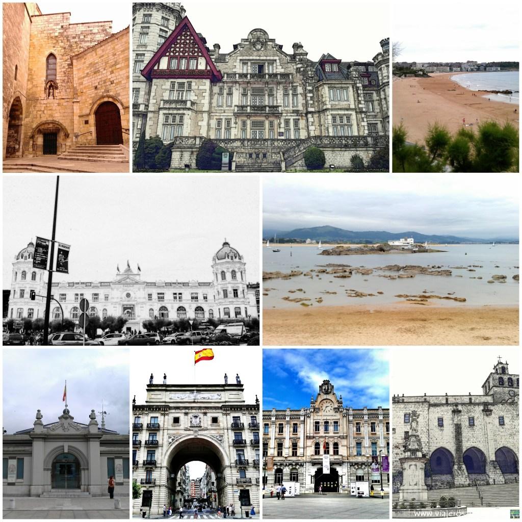 Santander_Collage_ViajerosAlBlog