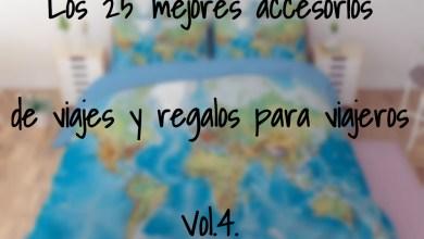Photo of Los 25 mejores accesorios de viajes y regalos para viajeros – Vol.4.