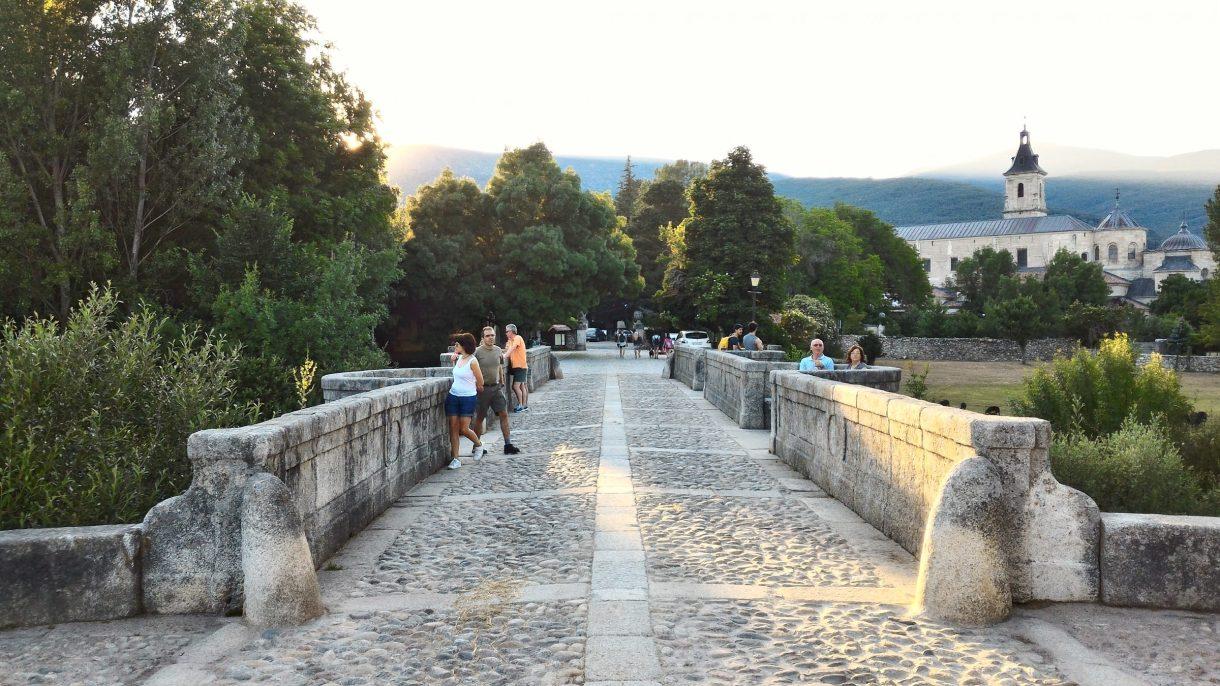 Bosque de Finlandia, Monasterio del Paular y Puente del Perdón (Rascafría, Madrid). Espectacular ruta senderista - Vol.3.