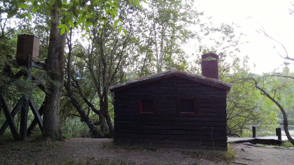 2 espectaculares rutas senderistas en Madrid - Vol.2: Camino Schmidt y Bosque de Finlandia.