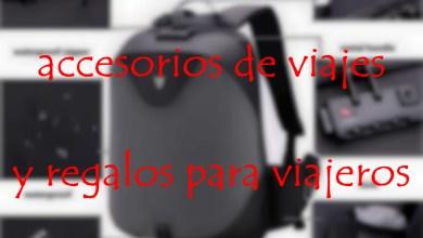 Photo of Los 25 mejores accesorios de viajes y regalos para viajeros – Vol.6.