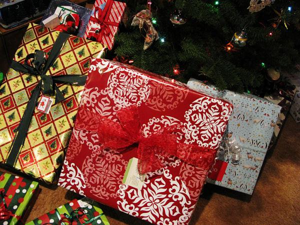 navidad mundo regalos