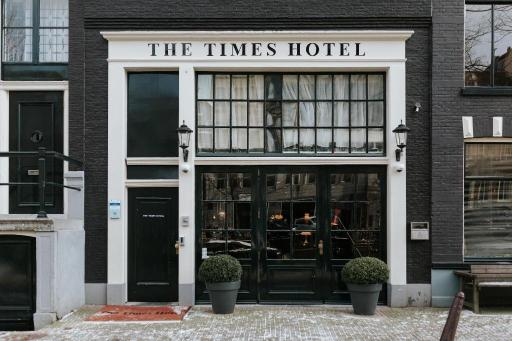 The Times Hotel Amsterdam. Imagen de Booking.
