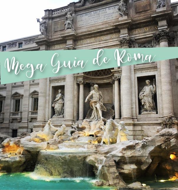que ver en Roma: guía de roma
