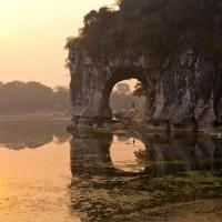 Colina con trompa de elefante – Protector Legendario de Guilin