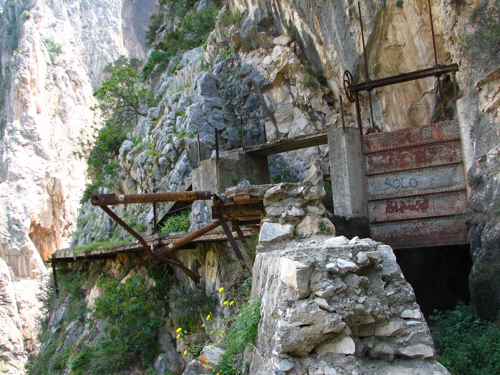 Vía Ferrata