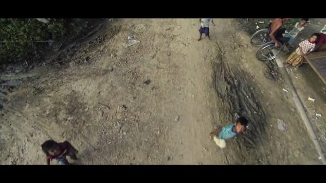 Camboya fotografía aérea