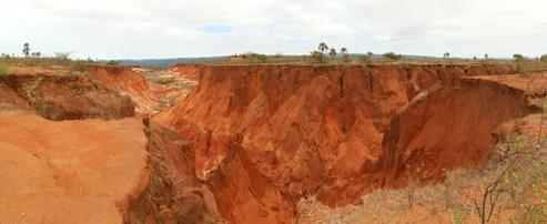 Tsingy rouge canyon - Antsiranana