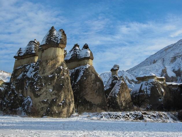 Love Valley nevado - Turquía