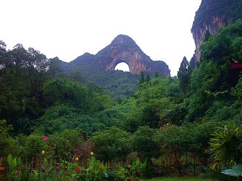 Moon Hill - Li River