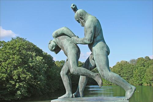 Obra de Gustav Vigeland
