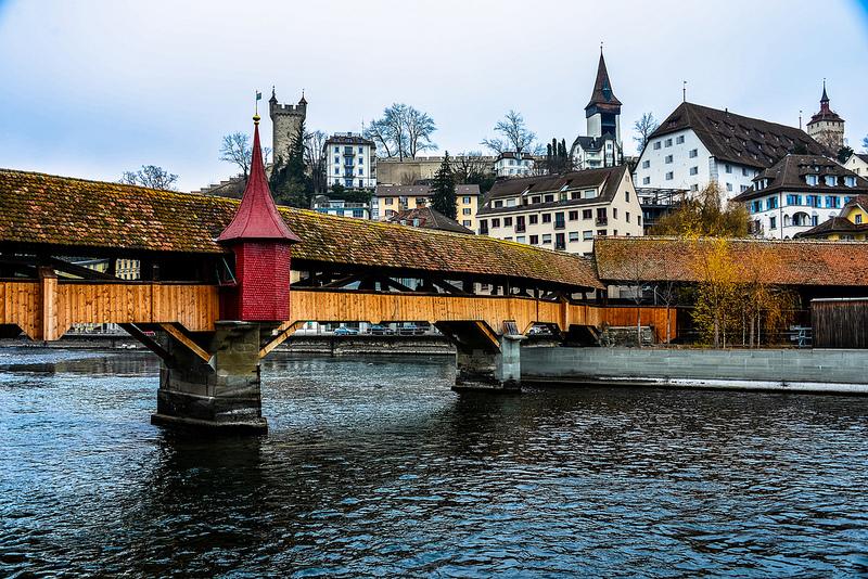 Puente Spreuer, El Puente De La Danza De La Muerte » Viajeros del ...