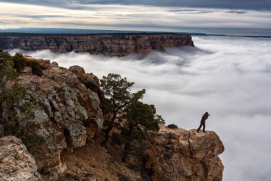 30 hermosos paisajes envueltos en la niebla