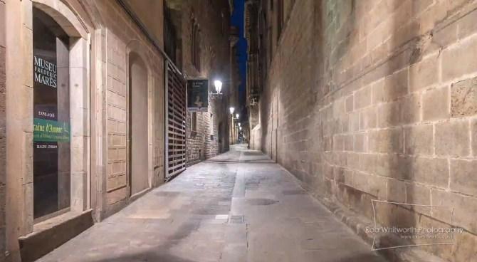 Barcelona en Flow Motion