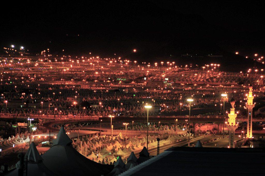 Tent City Of Mina