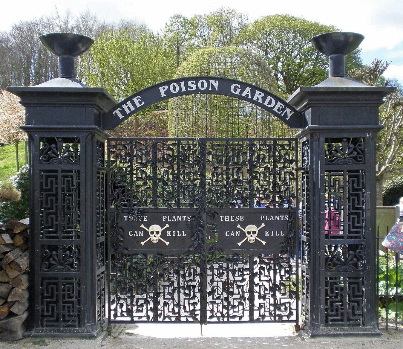 The Poison Garden: Adéntrate en el Jardín más peligroso del mundo (si te atreves)
