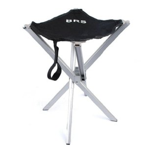 Anti-slip Folding Stool Seat Outdoor Camping Hiking Fishing Picnic Garden BBQ Chair 6