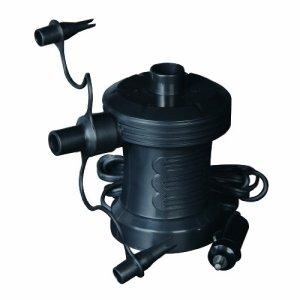 Bestway 8321630 - Bomba, inflar desinflar mechero coche-12 V, color negro 9