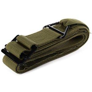 CQB Cinturón Ajustable para Hombres Cinta Táctica Militar Blackhawk Informal para Exterior Verde OS365 4