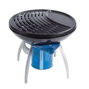 Campingaz Party - Barbacoa (Negro, Azul, alrededor, Kettle, 2.3 kg) 10