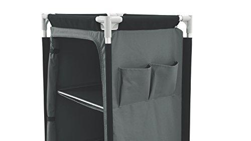 Easy Camp Libra - Armario para acampada, color gris, talla única 1