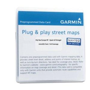 Garmin City Navigator 2012 Spain/Portugal microSD Card 3