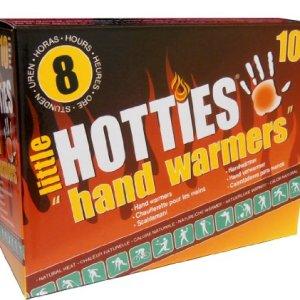 Little Hotties Warmers Adhesive - Calentadores de mano, color naranja, talla única (pack de 10 unidades) 7