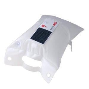 1 Pack LuminAID Solar Inflatable Light, Version 1 7
