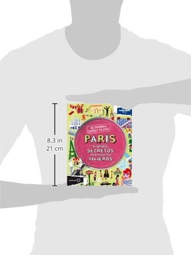 Mi Primera Lonely Planet Paris (Lonely Planet Not for Parents) (Spanish Edition) 2
