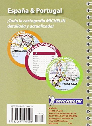 Espana & Portugal : atlas de carreteras 2015 ; 1/1 000 000 ; Edition bilingue espagnol - portugais [ Spain and Portugal mini atlas in Spanish and ... Tourist and Motoring Atlas) (Spanish Edition) 1