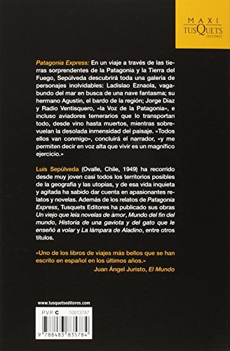 Patagonia Express (Luis Sepulveda) 1