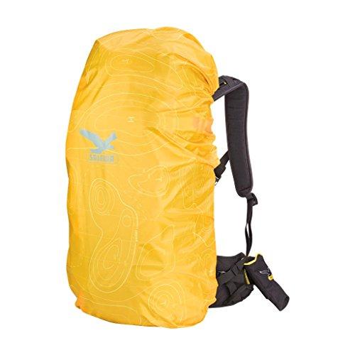 Salewa Bp - Protector de lluvia para mochila, color amarillo, 35-55 l 2