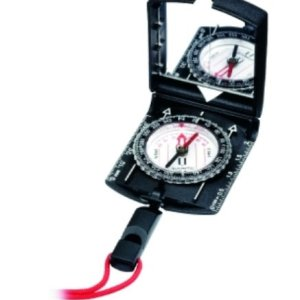 Suunto MCB NH Mirror Compass Brújula Unisex adulto, Negro, Única 5