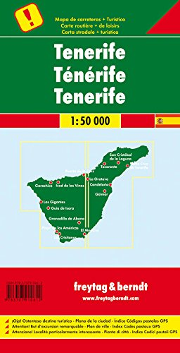 Tenerife, special places of excursion 1